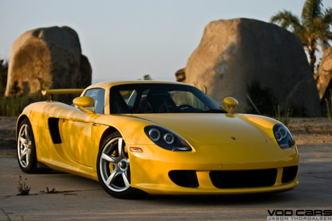 great colour for a carrera GT